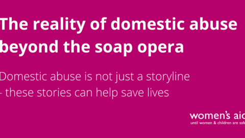 The reality of domestic abuse beyond the soap opera